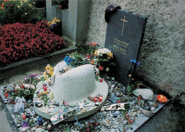 Michal Gabriel - Hat - Tomb for Michal Tučný