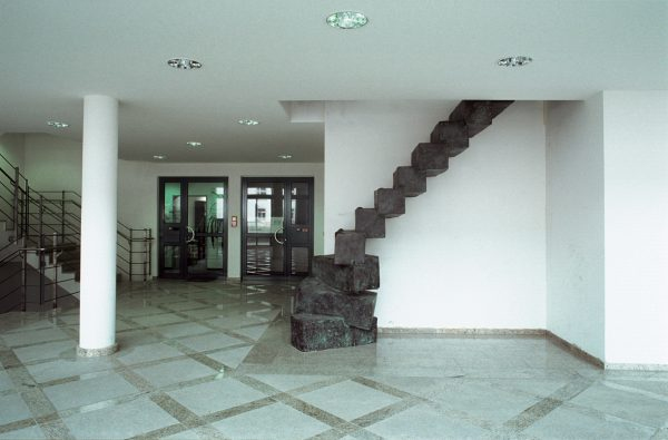 Michal Gabriel - Stairs - stairs in the interior
